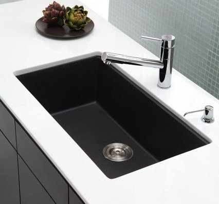 SKVIGA7 Black Kitchen Sink